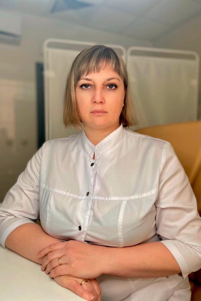 Елена Дианова
