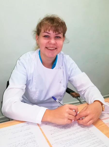 Камещикова Наталья Юрьевна